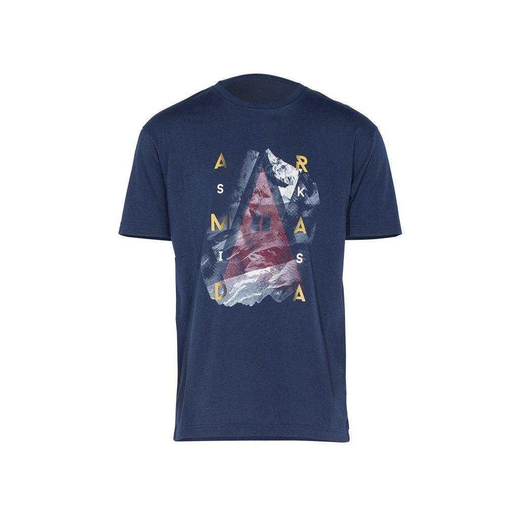 Armada tričko Mountain Vex Tee navy