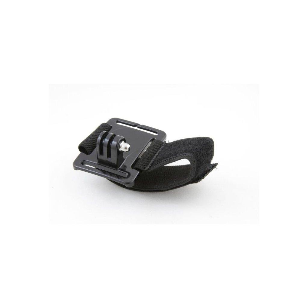 Držák na zápěstí Wrist Strap black na kameru GoPro, SJ4000, Go Cam a jiné