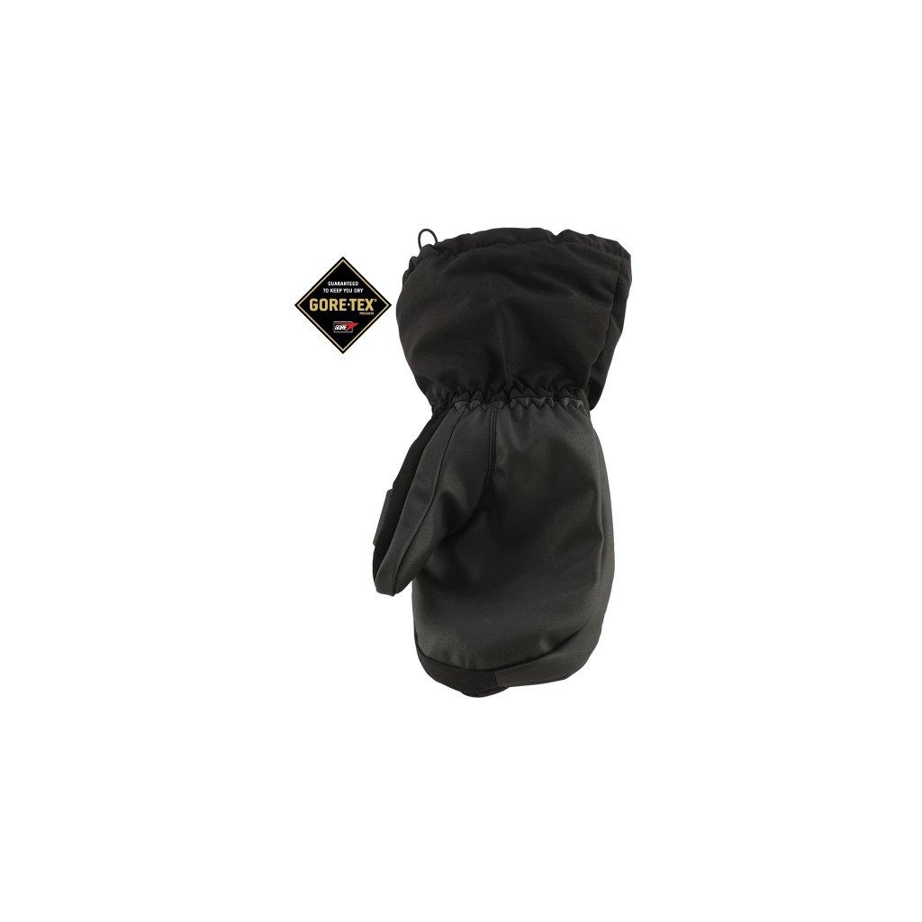 fcc68d1b9ac Pow zimní rukavice palčáky Warner GTX Long Mitt Goretex black ...