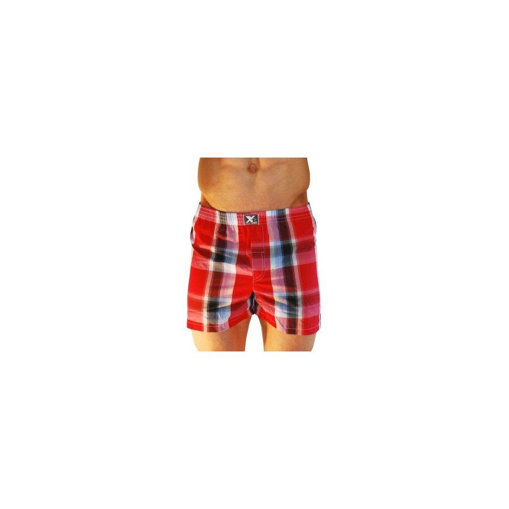 Pánské trenýrky Xtremen Shorts Boxer TH 01