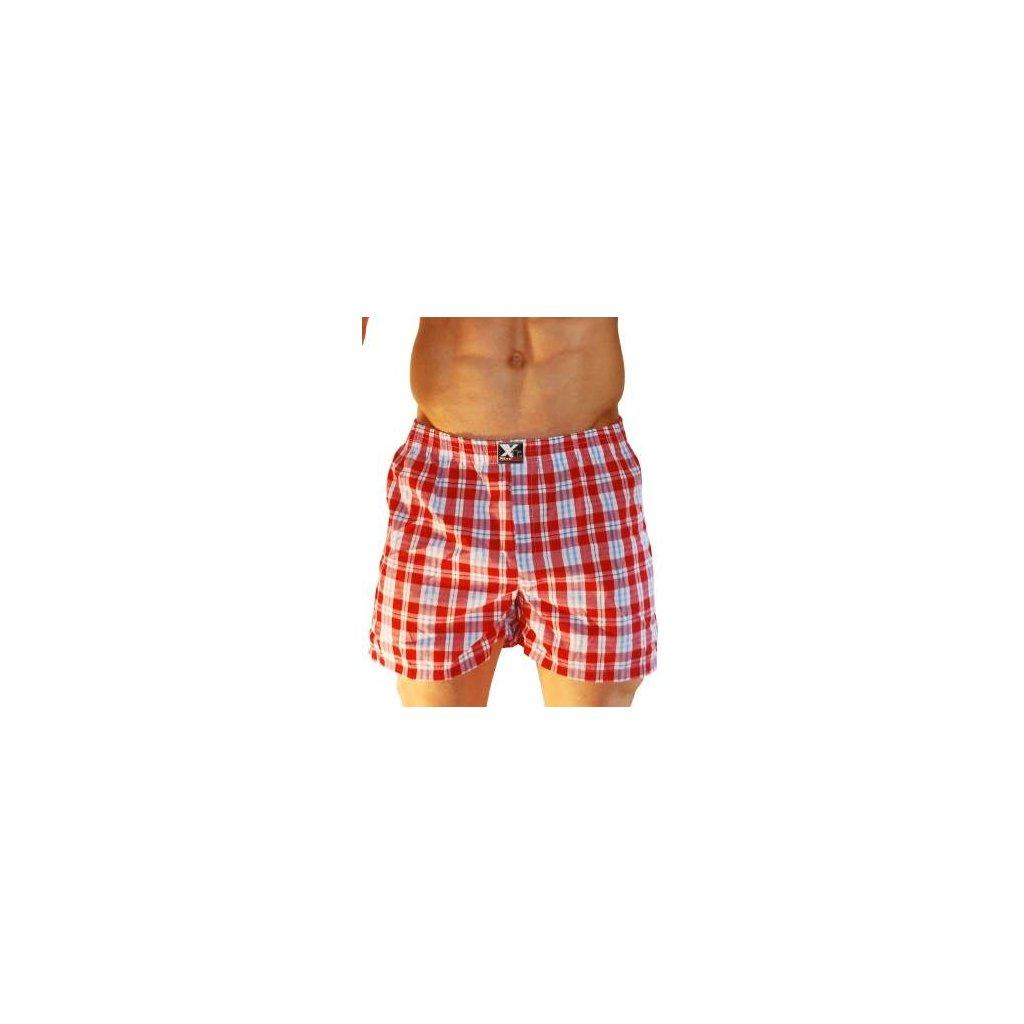 Pánské trenýrky Xtremen Shorts Boxer TH 08