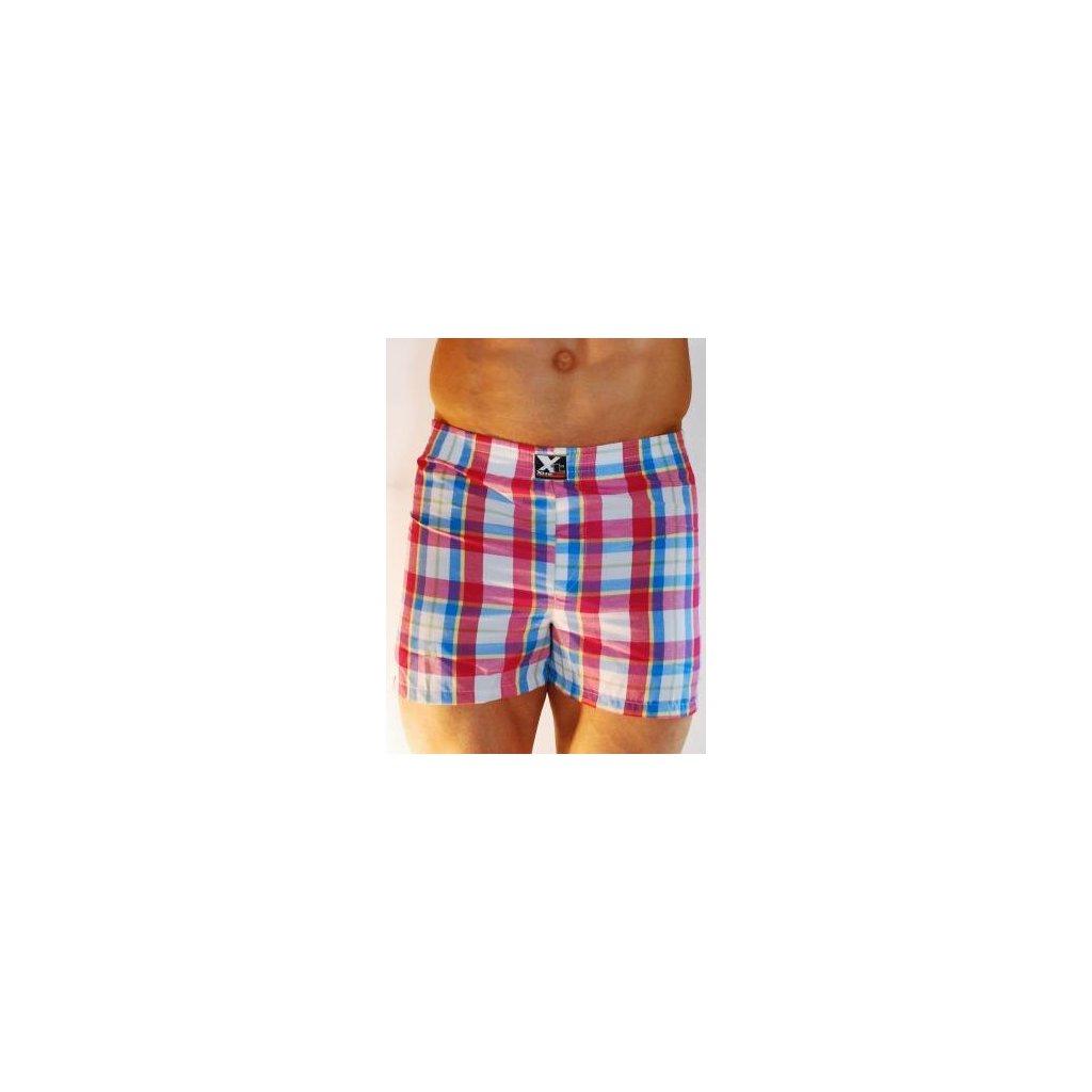 Pánské trenýrky Xtremen Shorts Boxer TH 16
