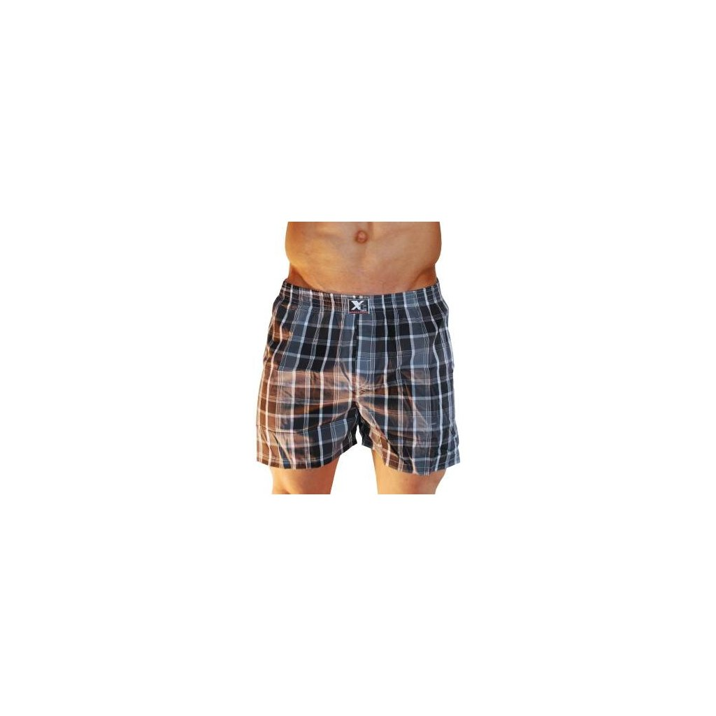 Pánské trenýrky Xtremen Outdoor Shorts Boxer TV 07