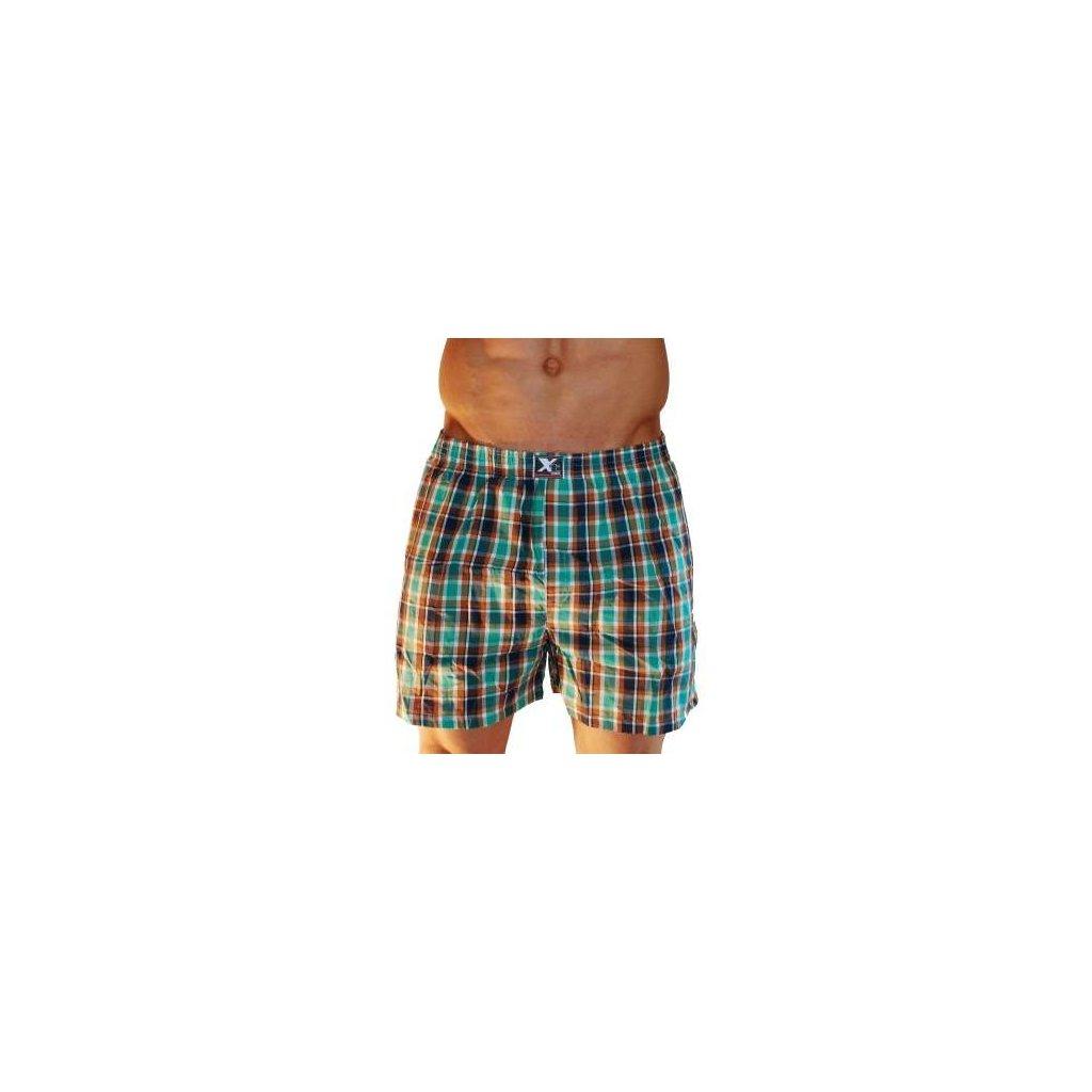 Pánské trenýrky Xtremen Outdoor Shorts Boxer TV 11