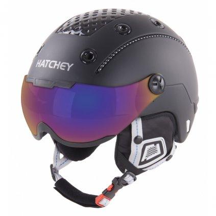 rival visor black