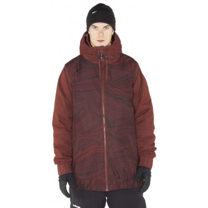 Baxter Insulated Jacket Onyx 000 low