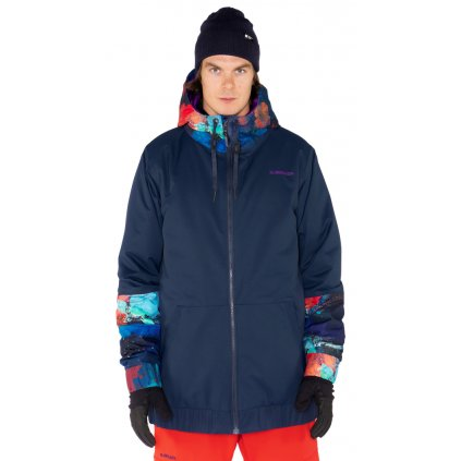 Baxter Insulated Jacket Navy 000 low