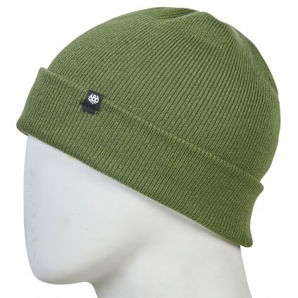 686 kulich standard roll up beanie green 19 20