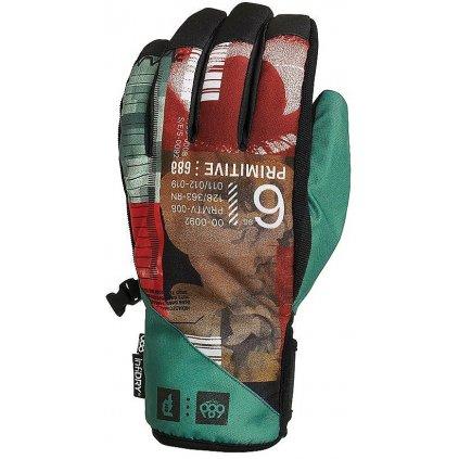 686 zimni rukavice ruckus pipe glove primitive 19 20