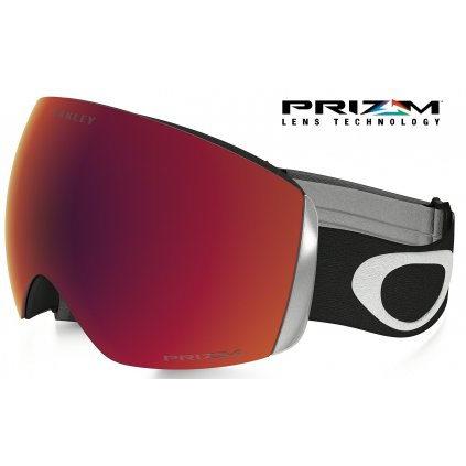 oakley zimni bryle flight deck matte black prizm torch iridium 19 20