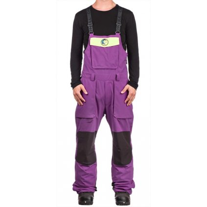 O'Neill kalhoty na snowboard Shred Bib Pants Purple Haze 1920