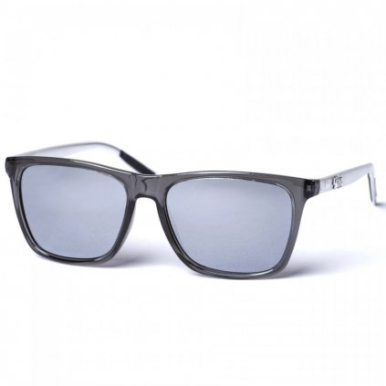 pitcha social2 sunglasses clear silver