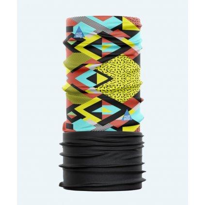 Multifunctional neck warmer abstract nakrcnik humboo exilshop olomouc satek