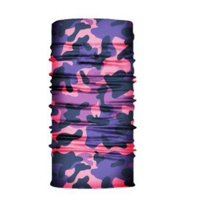 multi tube camo pink