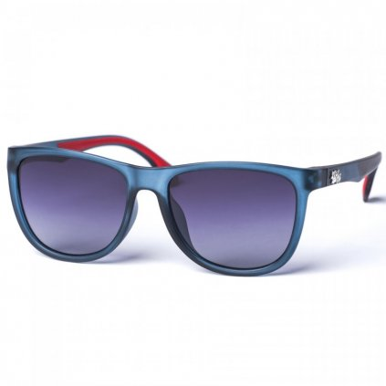 pitcha baldan luxury sunglasses blue gradient gray