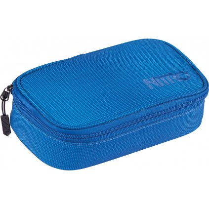Nitro penál Pencil Case XL Blur Brilliant Blue