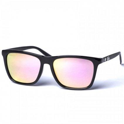pitcha social2 sunglasses black pink