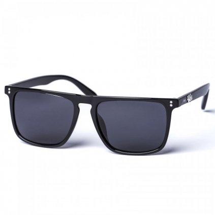 pitcha bigbee sunglasses light black black
