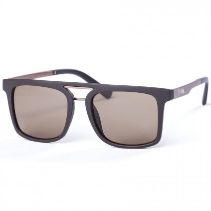 pitcha podmol bros2 limited sunglasses brown black
