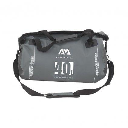 10058547 dry bag aqua marina 40l duffle bag grey