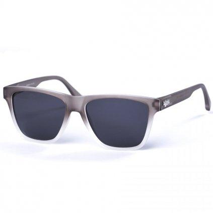 pitcha toper sunglasses transparent grey grey