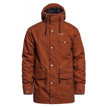 1205568 Bunda Horsefeathers Preston leather Brown main large
