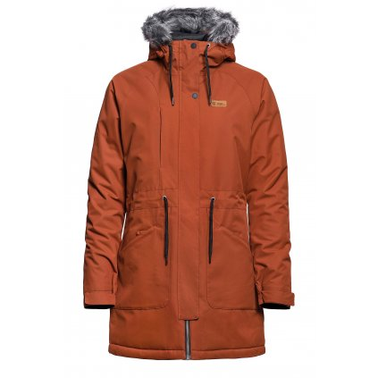horsefeathers damska zimni bunda suzanne brick 20 21
