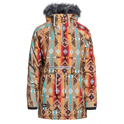 horsefeathers damska zimni bunda derin jacket azteca 20 21