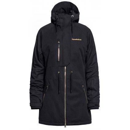 horsefeathers damska zimni bunda kassia jacket black 20 21