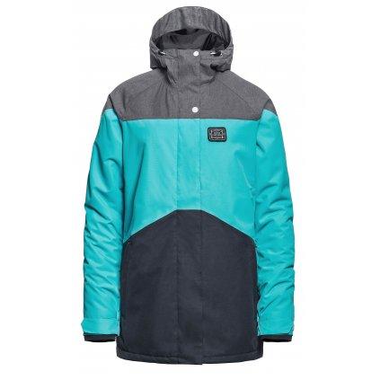 horsefeathers damska zimni bunda adele jacket scuba blue 20 21