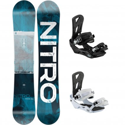 snowboard set nitro prime overlay 2021
