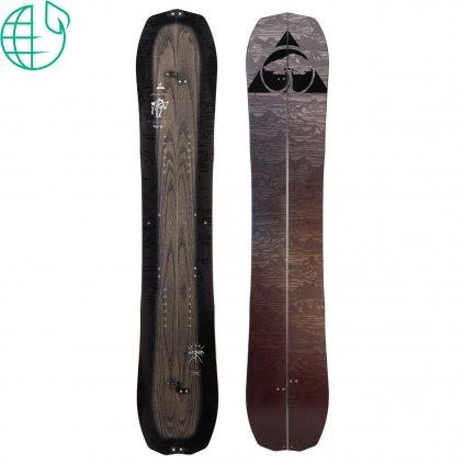 splitboard arbor bryan iguchi pro 11