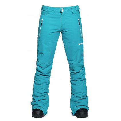 horsefeathers damske kalhoty na snowboard avril scuba blue 20 21