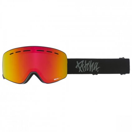 bryle pitcha xc3 ultra black full revo red