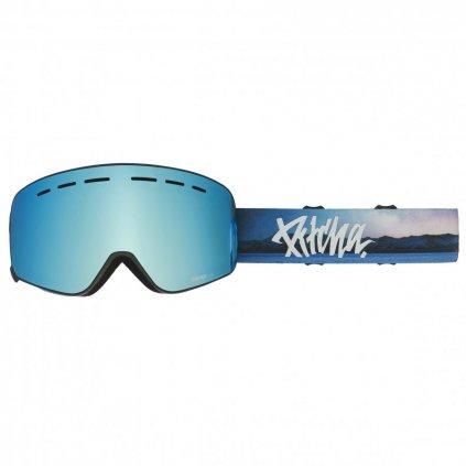 bryle pitcha xc3 print blue full ice blue