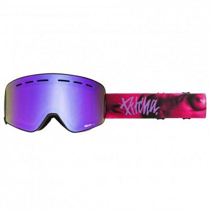 bryle pitcha xc3 black pink full revo pink ii