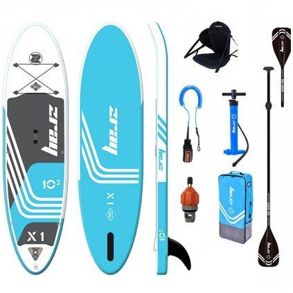 paddleboard s padlem zray x1 COMBO set cz