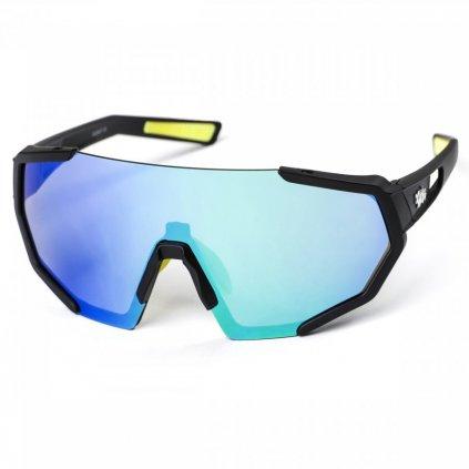 pitcha space r sunglasses black blue