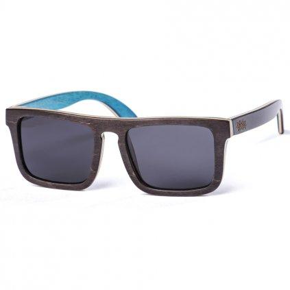 pitcha zezzer sunglasses brown black