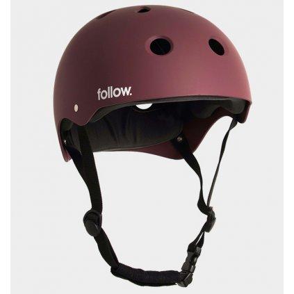 helma na wakeboard follow SafetyFirst Helmet BurntRed