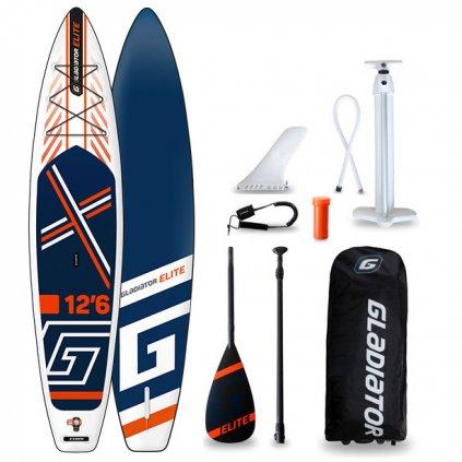 gladiator paddleboard s karbon padlem elite sport 12 6 30