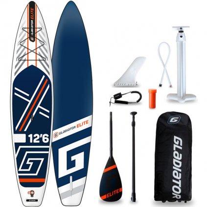gladiator paddleboard s karbon padlem elite Touring 12 6 32