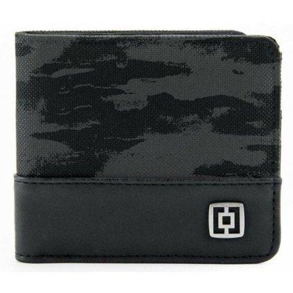 Horsefeathers peněženka Terry black brush Wallet 21/22  + doručení do 24 hod.