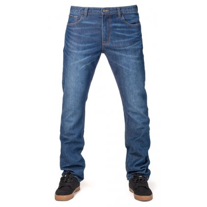 Horsefeathers kalhoty Moses Jeans dark blue 2022  + 15% sleva při registraci