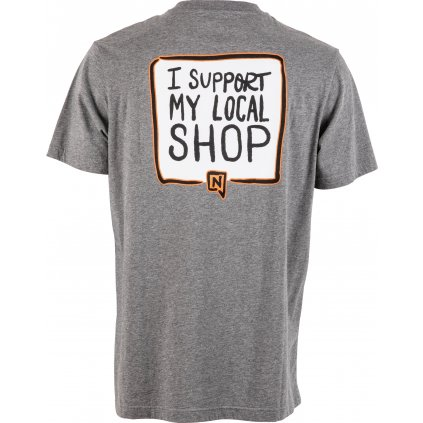 872402 001 Support Local Tee Dark Grey Heather Product 2