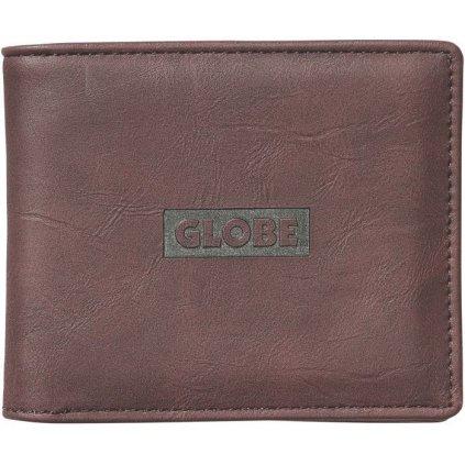 Globe peněženka Corroded II Wallet Brown 16/17