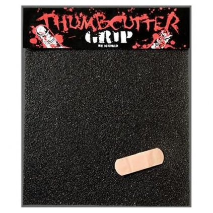 Grip Madrid Thumbcutter 4 pack  + doručení do 24 hod.