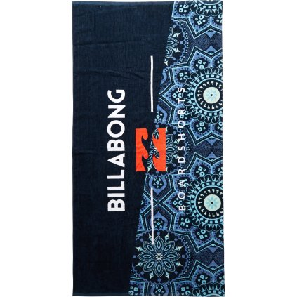 Billabong plážová osuška Slash Towel Large navy 17/18