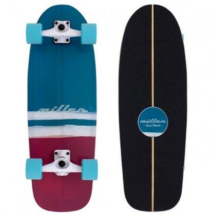 Miller Mundaka Surfskate longboard