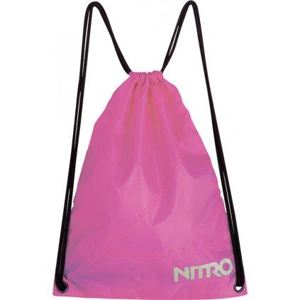 Nitro pytlík Sport Sack pink 17/18
